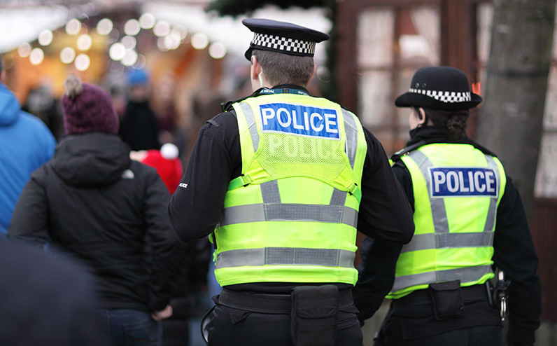 Police Stop & Search: White more likely to be found with